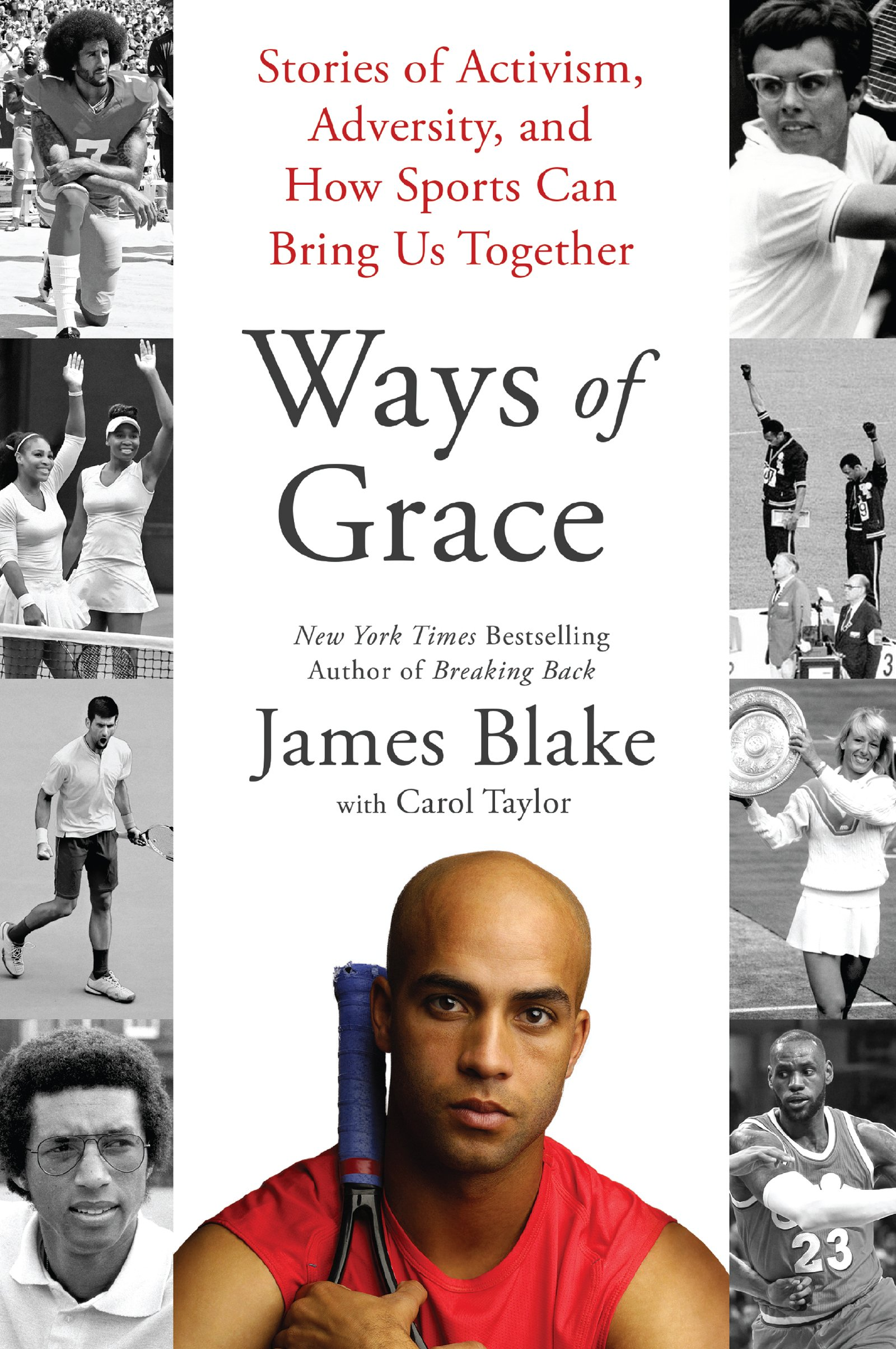 Ways of Grace: Stories of Activism, Adversity, and How Sports Can Bring Us Together (English Edition)