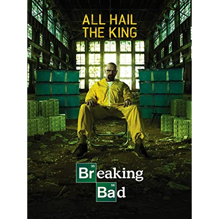 Gryposaurus Breaking Bad Season 5 All Hail The King Poster 18 24 Inches Posters Prints