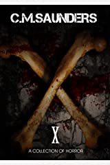 X: A Collection of Horror Kindle Edition