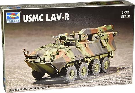 Trumpeter 7268 USMC LAV-25 1:72 New  Free Shipping