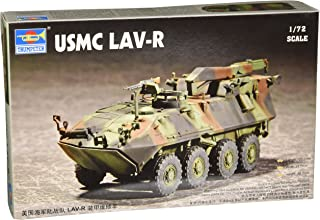 Trumpeter 1/72 USMC LAV-R Light Armored Recovery Vehicle