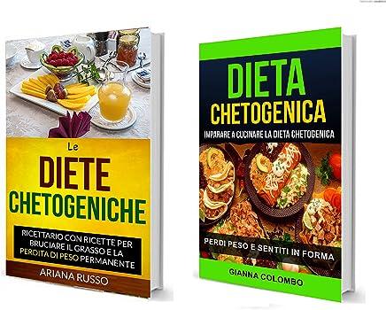 Dieta chetogenica: Collezione: Imparare a cucinare la dieta chetogenica (Perdi Peso e Sentiti in Forma): Ricettario con ricette per bruciare il grasso e la perdita di peso permanente