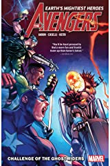 Avengers by Jason Aaron Vol. 5: Challenge Of The Ghost Riders (Avengers (2018-)) Kindle Edition
