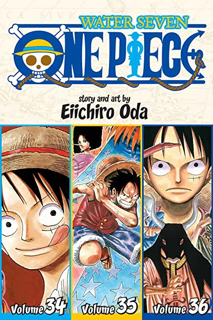 One Piece (3-in-1 Edition) Volume 12