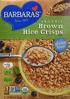 Best erewhon brown rice cereal Reviews