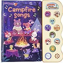 Campfire Songs : 11-Button Interactive Children's Sound Book (Early Bird Song)