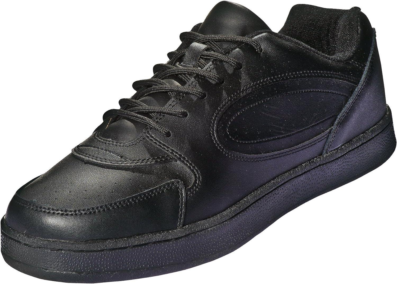 Förmånskläder eller kvinnor svart Lace Sneeaker skor skor skor - bred (herr)  lyx-märke