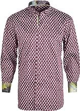 Spazio Boredeaux Dayaal Long Sleeve Casual Button Down Men's Shirt Emporio