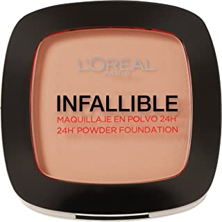 L'Oreal Paris Infallible 24H Matte Powder, 225 Beige, 9g