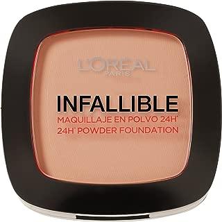 L'Oréal Paris Infallible Compact Powder Foundation 225 Beige