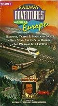 Railway Adventures Across Europe; Volumes 1 and 2