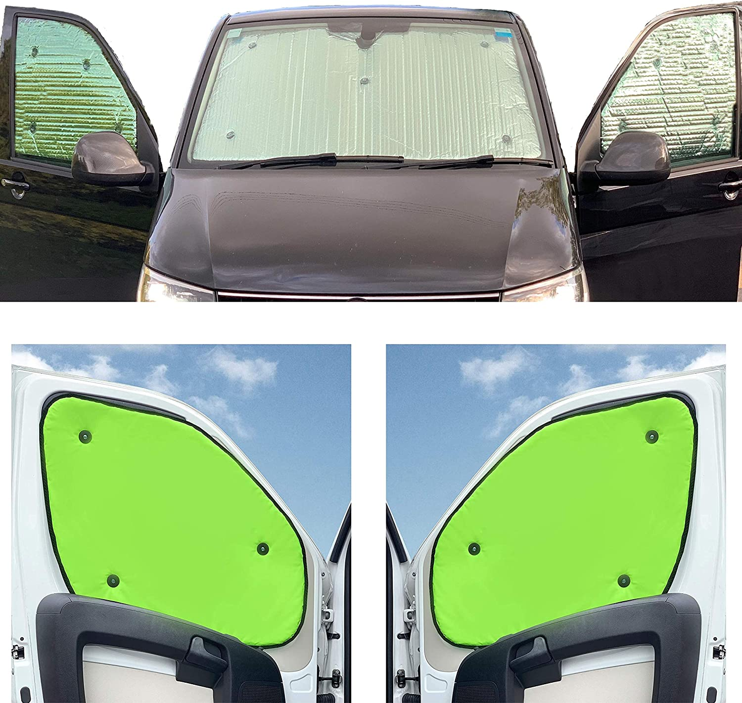 Window Blind Kit to Genuine Fit Super special price Renault 2014 -Date Sport Front Trafic