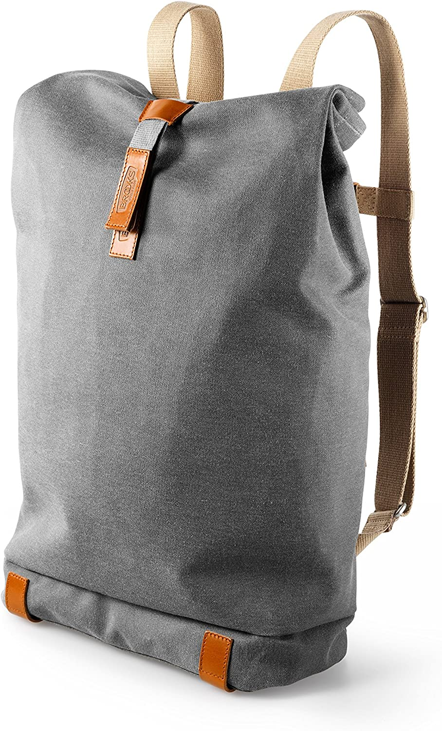 Brooks England Pickwick Day Pack, Grey Honey, Small 12 L