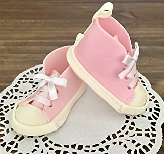 Tennis Shoes Cake Topper.