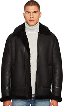 Levi's® Premium - Made & Crafted Shearling Bomber Jacket