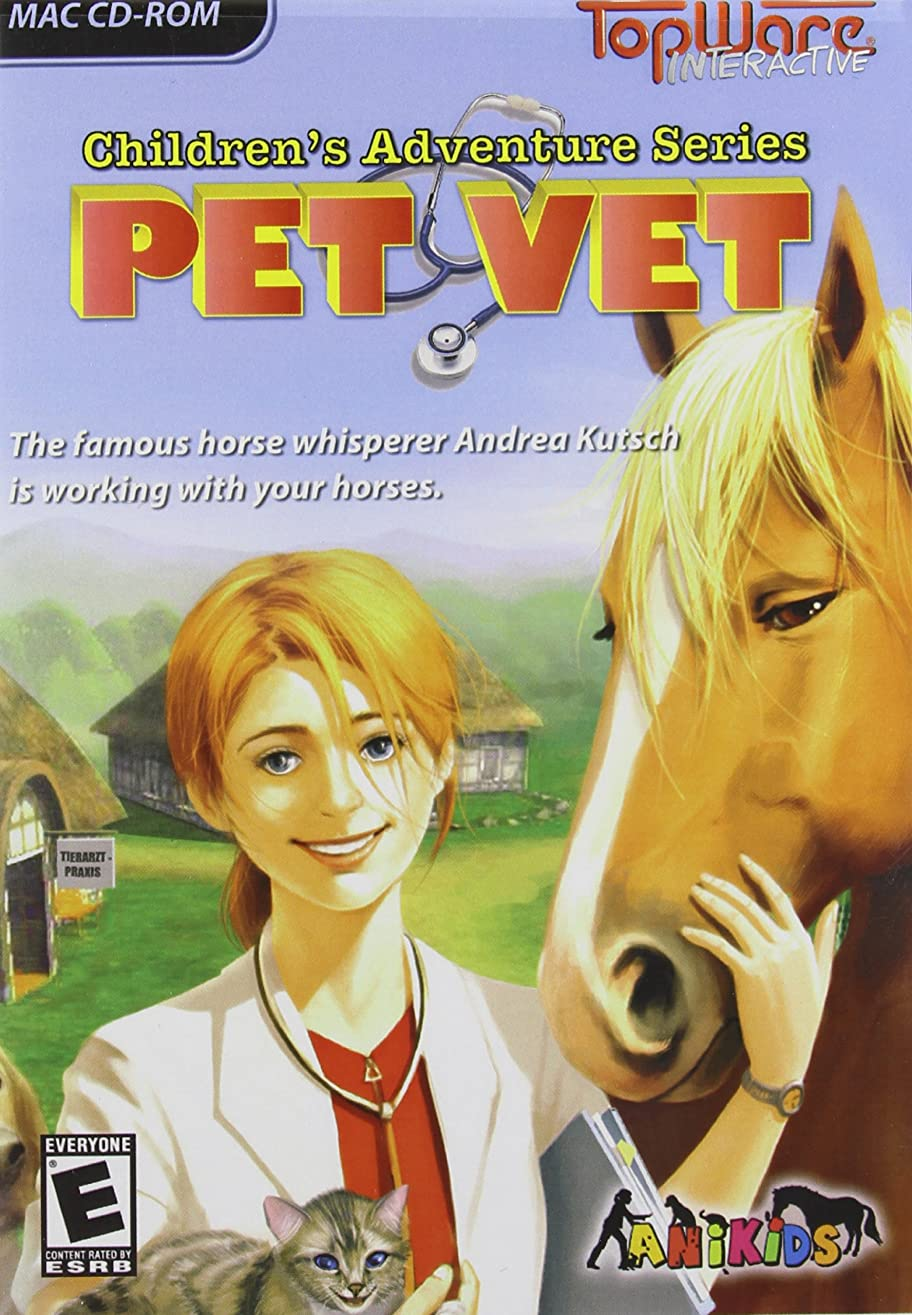 盲信限界二度Children's Adventure Series Pet Vet (輸入版)