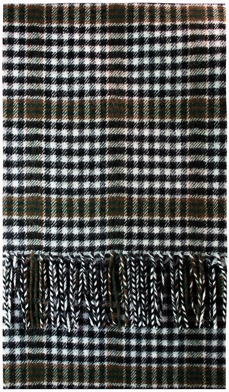 Burns Check Tartan Cheap sale Brushwool Scarf Luxury Large discharge sale
