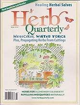 Herb Quarterly Magazine Winter 2016