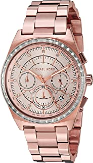 Women's Vail Rose Gold-Tone Watch MK6422