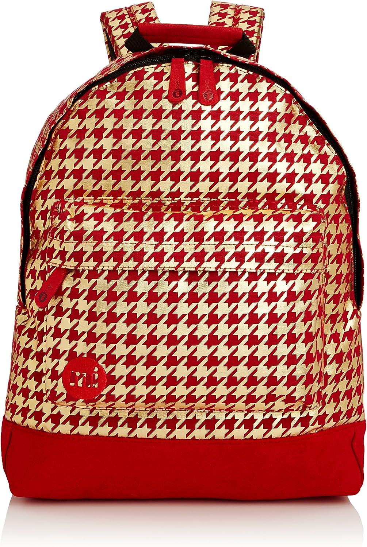 Mi-Pac Rucksack, Rot Rot Rot Gold B00UNAPCMS   Ausgezeichnetes Handwerk  2fec3a