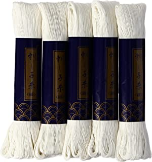 Sashiko thread-thin 170m col.2 5X1 by Yokota