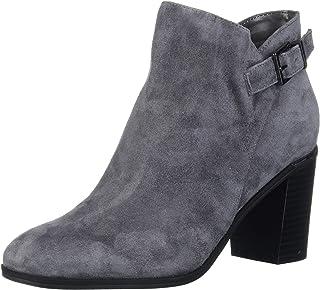 Bandolino Footwear Women's Orelia Ankle Boot, Dark Grey, 5 M US