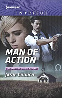 Man of Action: A Thrilling FBI Romance (Omega Sector: Critical Response Book 4)