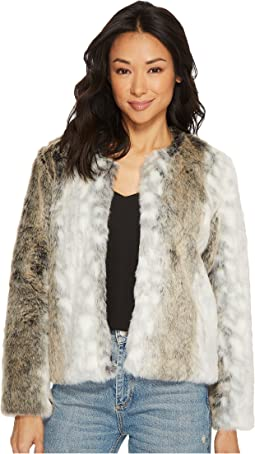 Oliver Faux Fur Jacket