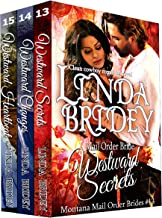 Montana Mail Order Bride Box Set (Westward Series) Books 13 - 15: Historical Cowboy Western Mail Order Bride Collection (Westward Box Sets Book 5)
