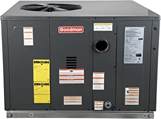 3.5 Ton 14 Seer Goodman 80,000 Btu 81% Afue Gas Package Air Conditioner - GPG1442080M41