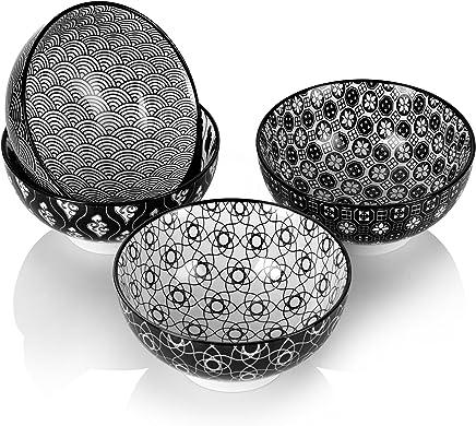 Ciotole In Ceramica.Amazon It Ceramica Ciotole Piatti Ciotole E Vassoi