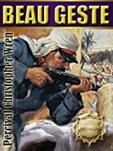 Beau Geste (Illustrated)