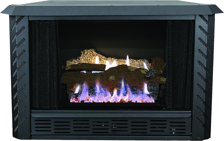 Ashley Hearth AGVF340N Gorgeous Vent-Free Natural Gas Popularity BTU 000 Firebox 34