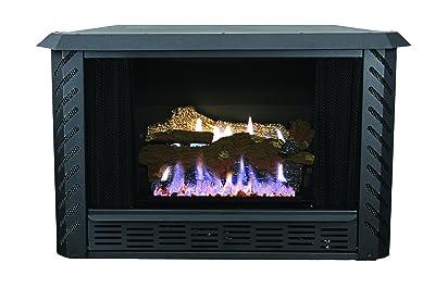 Ashley Hearth AGVF340LP Vent-Free Propane Gas Firebox