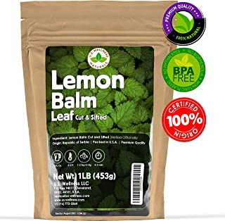 Best lemon balm bulk Reviews
