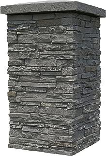 Best faux stone column wraps Reviews