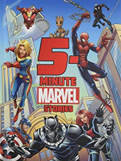 5-Minute Marvel Stories