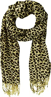 Best yellow leopard print scarf Reviews