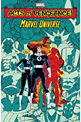 Acts Of Vengeance: Marvel Universe Kindle Edition