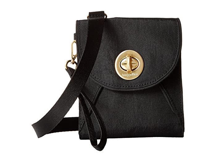 f44c7a5897 Baggallini Gold Athens RFID Crossbody Wallet at Zappos.com