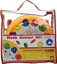 Learning Wrap-ups Kindergarten Math Learning Palette Base Center Kit