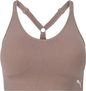 PUMA Women's 2 Pack Y-Back Seamless Sports Bra