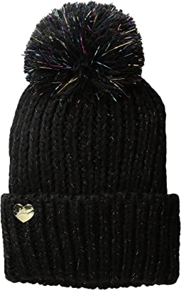 Betsey Johnson - Firewerk Cuff Hat