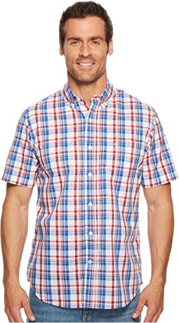 Dockers - Short Sleeve Comfort Stretch Woven Shirt