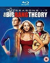 Big Bang Theory: Seasons 1-7 Region Free