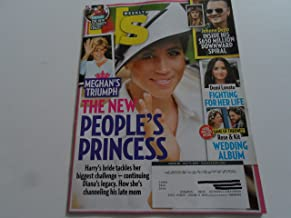 US Weekly Magazine July 9 2018 | The New People's Princess