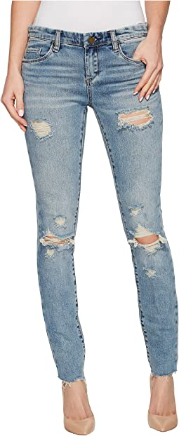 Blank NYC Distressed Skinny Classique in Get It Together