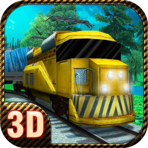 Cargo Train Simulator 2016