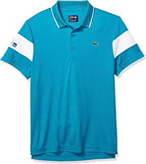 Men's Sport Miami Open Edition Bands Technical Piqué Polo