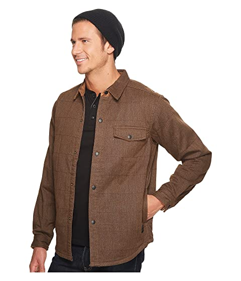 Shirt Quilted Cronkite VISSLA II Jacket OxqwtSSZH